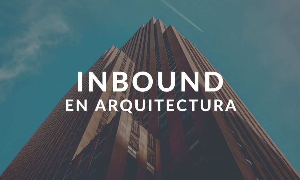 inbound marketing para arquitectos