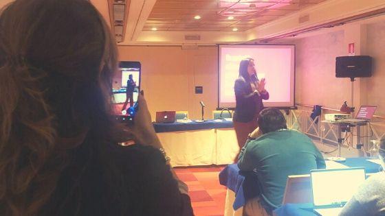 Ponencia en la Asociación Marketing en Cádiz